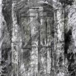 Venetian Door 1022 A drawing