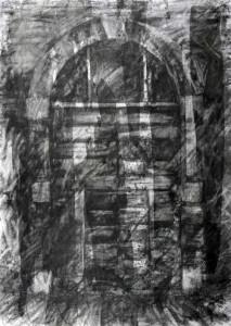 Venetian Door Heavy