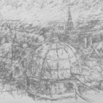 Domes and Spires (drawing)